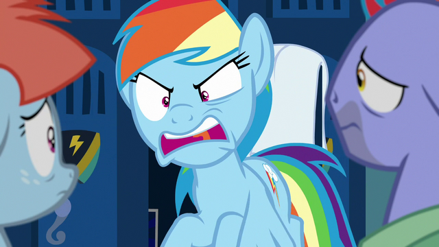 """File:Rainbow """"I didn't tell you I was a Wonderbolt!"""" S7E7.png"""