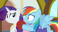 Rainbow -I brought stuff for buckball- S8E17