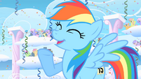 "Rainbow Dash ""Best day ever!"" S1E16"