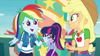 "Rainbow Dash ""every awesome athlete"" EGROF"