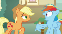 "Rainbow Dash ""that could happen?!"" S8E5"