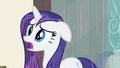 Rarity '...but a hard time' S4E08.png