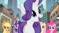 Rarity 'And there's always opportunity' S4E08.png