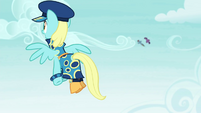 Sassaflash as Admiral Fairy Flight S4E21