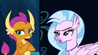 "Silverstream ""I like my idea better"" S9E3"