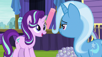Starlight -doing this show with you- S8E19