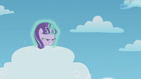 Starlight emerging from a cloud S5E25