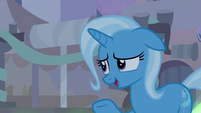 "Trixie ""relaxing night in a nice room"" S8E19"
