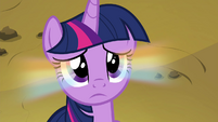 Twilight's Rainbow Glow S4E25