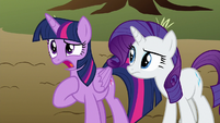 "Twilight Sparkle ""what I was about to do!"" S9E13"