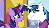 "Twilight Sparkle ""what are you doing?"" MLPBGE"
