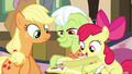 Apple Bloom points at another photo S3E8.png