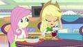 "Applejack ""for sweet apples' sake"" EGS3.png"