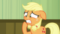 Applejack about to reach her lying limit S6E23.png