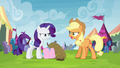 Applejack and Rarity still arguing S4E22.png