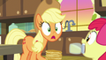 Applejack in mortified shock S7E13.png
