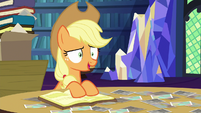 Applejack tells a story about Granny Smith S6E21