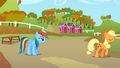 Applejack walks away S1E13.png