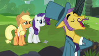 Business pony is too busy to help S5E16