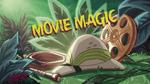 Carta de título de Cine Mágico (inglés)