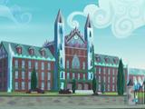 Кристальная академия