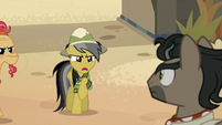 Daring Do -you're wrong, Caballeron- S7E18