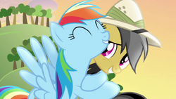 Daring Do embarrassed S4E04