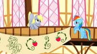 Derpy Hooves Flying 2 S2E14