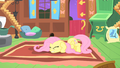 Fluttershy doesn't like the amount of noise S1E17.png