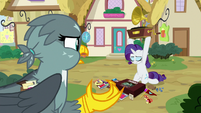 "Gabby ""is all this stuff for Spike again?"" S9E19"