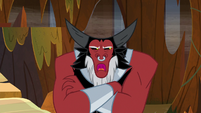 "Lord Tirek ""they are annoyingly lucky"" S9E1"
