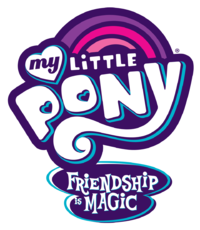 My Little Pony Friendship is Magic 2017 logo
