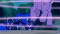 Nightmare Moon and guards see Twilight gets sucked into a portal S5E26.png