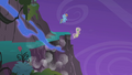 Pegasi fly while other four tumble down S1E02.png