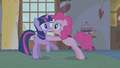 Pinkie warns Twilight about Zecora S1E09.png