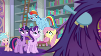 "Rainbow ""nothing to worry about"" S8E25"