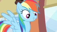Rainbow Dash -that's the spirit!- S4E24