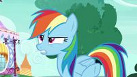 Rainbow Dash Changeling scornful --hello, ponies-- S6E25