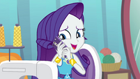 "Rarity ""anything silly like that"" EGROF"