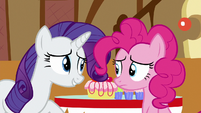 Rarity --since you and Dash share-- S6E15