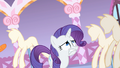 Rarity dodging balls of yarn S1E17.png
