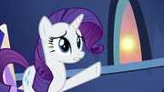 Rarity points to the setting sun S5E3