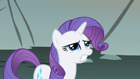 Rarity weird question S1E19