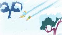 S05E05 Rainbow wyobraża sobie wspólną zimę
