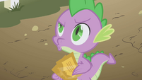 Spike is not into galas S1E3