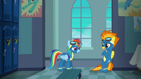 Spitfire --glad you're still here-- S6E7