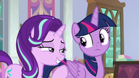 "Starlight ""explains your love of charts"" S9E4"