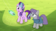 Starlight Glimmer happy that Maud is back S7E4