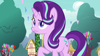 Starlight Glimmer looking confused S7E15