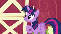 "Twilight ""Spike and I'll take care of things"" S6E10"